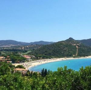 Spiaggia di Campus (Sardegna)