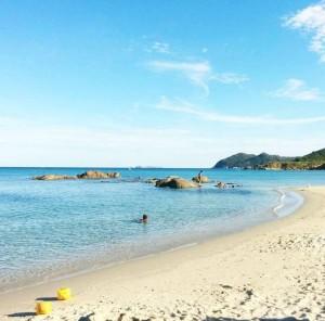 Spiaggia di Cannisoni (Castiadas)