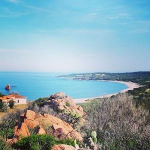 Spiaggia di Cea (Bari Sardo)