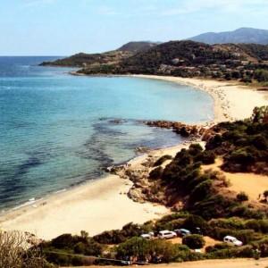 Spiaggia di Foxi Manna