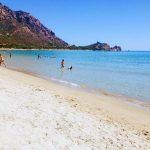Spiaggia di Foxi Manna (Marina di Tertenia)