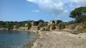 Spiaggia di Is Mortorius