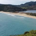 Spiaggia di Monte Gogoni (Sardegna)