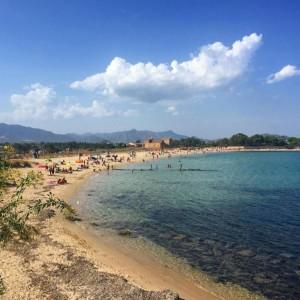 Spiaggia di Nora (Pula)