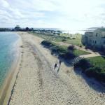 Spiaggia di Nora (Sardegna)