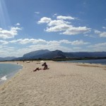 Spiaggia di Orvile (Posada)
