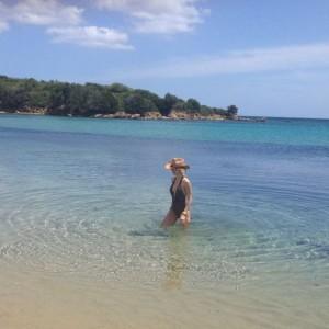 Spiaggia di Portisco (Sardegna)