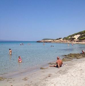 Spiaggia di Porto Pinetto