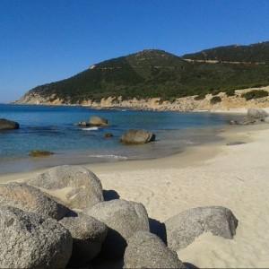 Spiaggia di Porto Sa Ruxi (Sardegna)