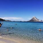Spiaggia di Porto Taverna (Sardegna)