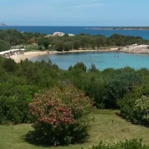 Spiaggia di Punta Marana lato (Golfo della Marinella)