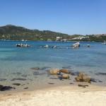 Spiaggia di Punta Marana lato Nord