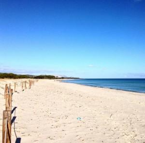 Spiaggia di Salamaghe