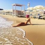 Spiaggia di Santa Giusta (Sardegna)