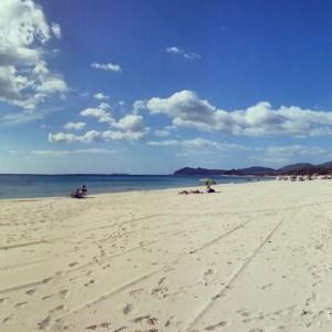 Spiaggia di Santa Giusta (Villa Rey)