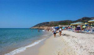 Spiaggia di Santa Margherita di Pula