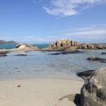 Spiaggia di Simius (Sardegna)