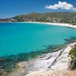Spiaggia di Solanas (Sardegna)