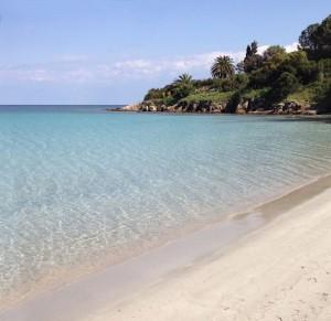 Spiaggia di Sos Aranzos (Golfo Aranci)