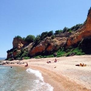 Spiaggia di Sos Dorroles