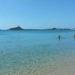 Spiaggia di Su Guventeddu e Torre del Coltellazzo