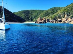 Spiaggia di Tinnari (Sardegna)