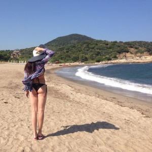 Spiaggia di Torre Chia