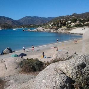 (Villasimius) Spiaggia del Riso