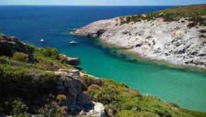 Cala Lunga (Isola di Sant'Antioco)