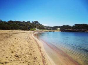 Cala Sapone Beach (Isola di Sant'Antioco)
