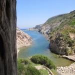 Cala Vinagra (Isola di San Pietro)