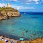 Cala di Turri (Isola di Sant'Antioco)