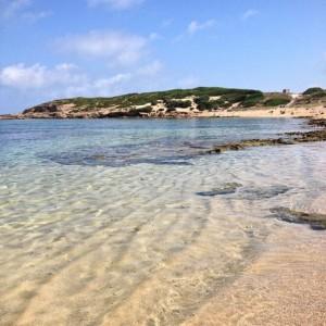 La Spiaggia Sa Mesa longa