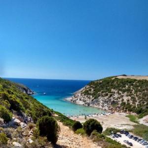Spiaggia Cala Lunga (Sant'Antioco)