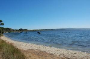 Spiaggia Corongiuali