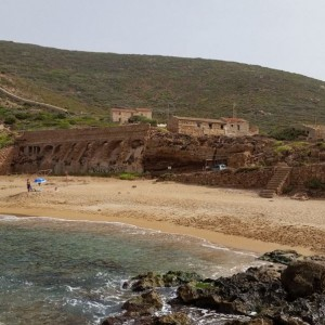 Spiaggia Fontanamare (Gonnesa)