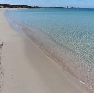 Spiaggia Grande di Calasetta