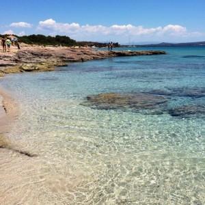 Spiaggia Guidi (Isola San Pietro)