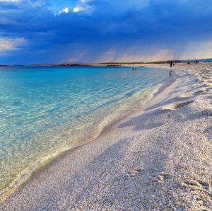 Spiaggia Is Arutas (Oristano)