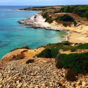 Spiaggia Lucaise (Isola di San Pietro)