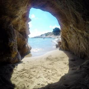 Spiaggia Luccaise (Isola di San Pietro)