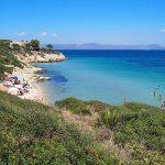 Spiaggia Portixeddu (Maladroxia)