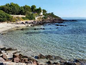 Spiaggia Punta Nera (Isola di San Pietro)