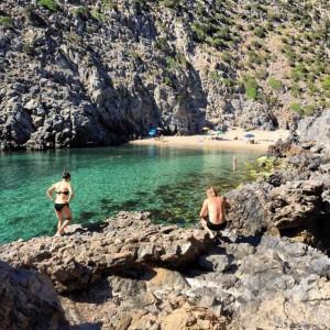 Spiaggia Sa Caletta