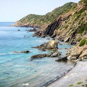 Spiaggia Sa Perdixedda Manna
