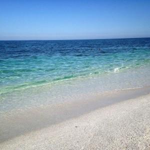 Spiaggia Su Crastu Biancu