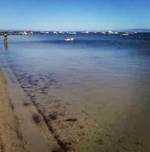 Spiaggia Su Siccu o Mare Morto
