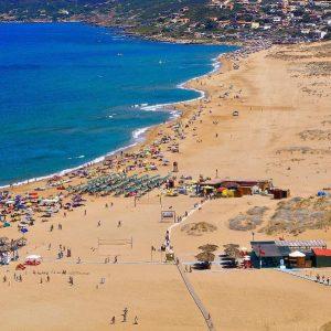 Spiaggia Torre dei Corsari