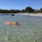 Spiaggia del Giunco (Isola di San Pietro)