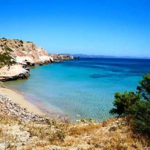 Spiaggia del Lucaise (Isola di San Pietro)